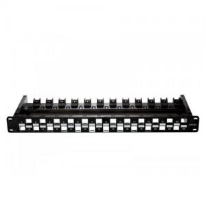 D Link NPP 6A1BLK241 Cat6A UTP Patch Panel price in hyderabad, telangana, nellore, vizag, bangalore