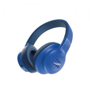 JBL E55BT Blue Wireless BlueTooth Over Ear Headphones price in hyderabad, telangana, nellore, vizag, bangalore