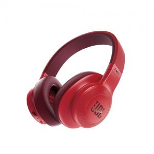 JBL E55BT Red Wireless BlueTooth Over Ear Headphones price in hyderabad, telangana, nellore, vizag, bangalore