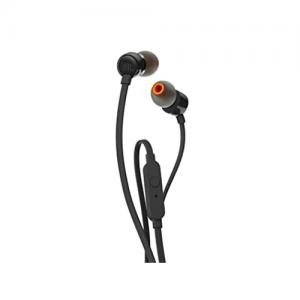 JBL T110 Wired In Black Ear Headphones price in hyderabad, telangana, nellore, vizag, bangalore