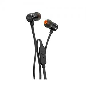 JBL T290 Wired In Black Ear Headphones price in hyderabad, telangana, nellore, vizag, bangalore
