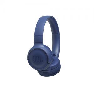 JBL Tune 500BT Blue Wireless BlueTooth On Ear Headphones price in hyderabad, telangana, nellore, vizag, bangalore