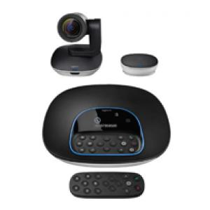 Logitech Conferencing System For MidTo Large Rooms price in hyderabad, telangana, nellore, vizag, bangalore