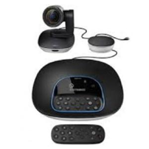 logitech group video conferencing system for MidTo Small Rooms price in hyderabad, telangana, nellore, vizag, bangalore
