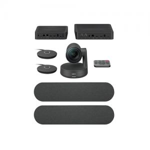 Logitech Rally Plus Video conferencing kit price in hyderabad, telangana, nellore, vizag, bangalore