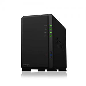 Synology DiskStation DS218play 2 Bay NAS Enclosure price in hyderabad, telangana, nellore, vizag, bangalore
